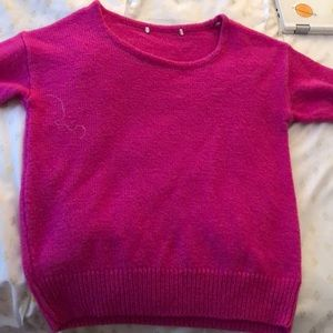 Sweaters - pink sweater fits small